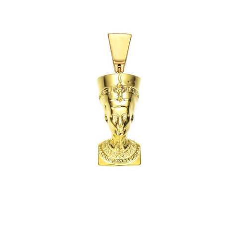 Mister Nefertiti Pendant - Mister SFC - Fashion Jewelry - Fashion Accessories