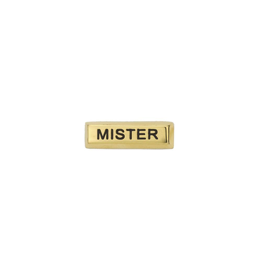 Mister Bar Pin - Mister SFC - Fashion Jewelry - Fashion Accessories