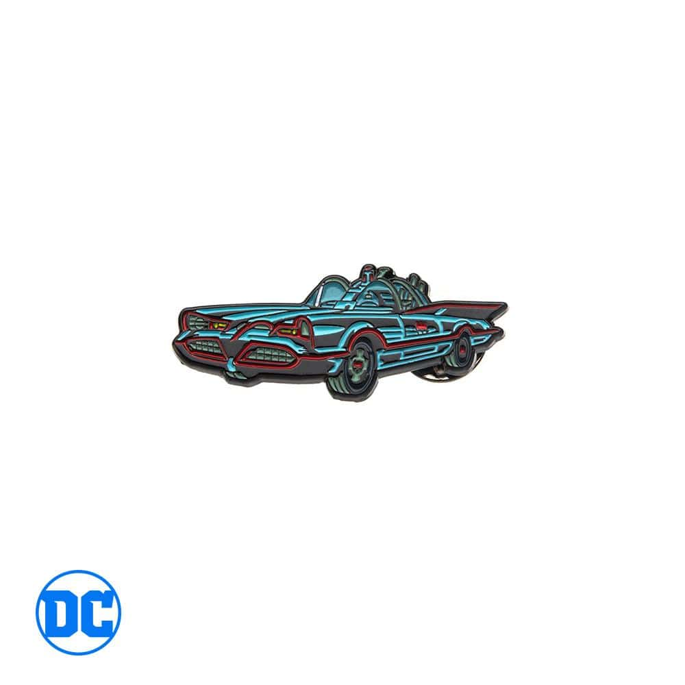 DC Comics™ Batman Batmobile Pin