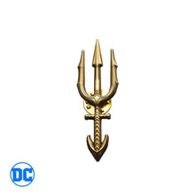 Load image into Gallery viewer, DC Comics™ Aquaman Trident Pin