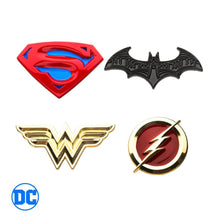 Load image into Gallery viewer, DC Comics™ Justice League Enamel Pins