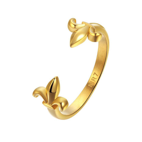 Mister Double Saint Ring - Mister SFC - Fashion Jewelry - Fashion Accessories