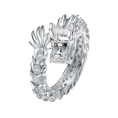 Mister Dragon Silver Ring - 925 - Mister SFC - Fashion Jewelry - Fashion Accessories
