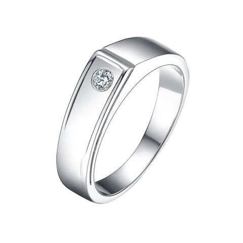 Mister Pure Silver Ring - 925 - Mister SFC - Fashion Jewelry - Fashion Accessories