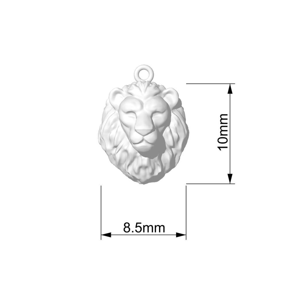 Mister Lion Charm - Mister SFC - Fashion Jewelry - Fashion Accessories