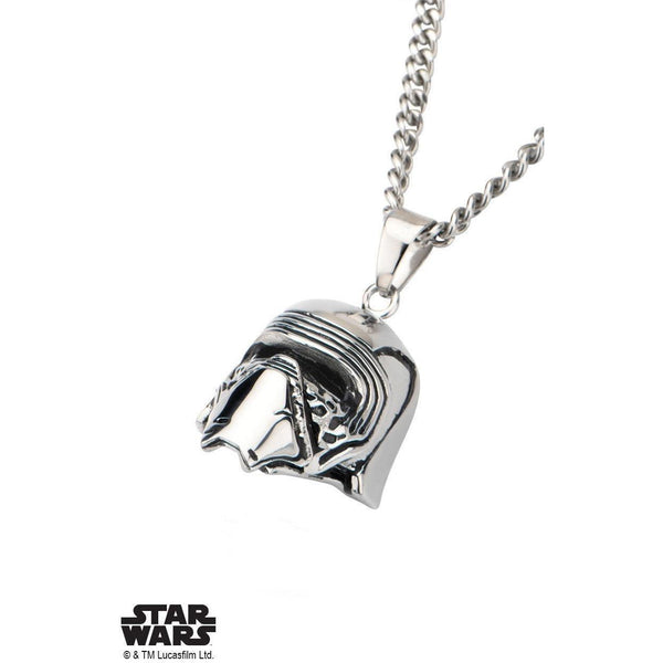 Star Wars Kylo Ren Necklace - Chrome-NECKLACE-Mister SFC