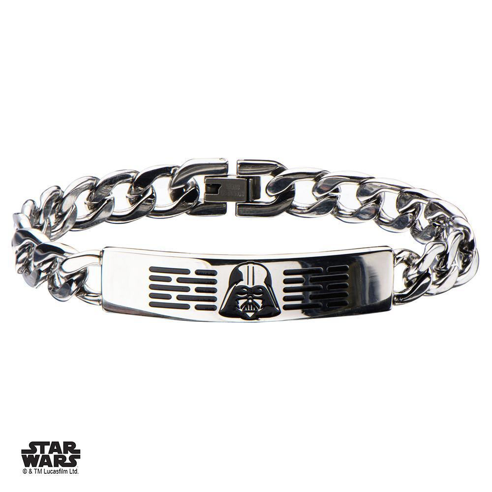 Star Darth Vader Bracelet - Chrome - Mister SFC - Fashion Jewelry - Fashion Accessories