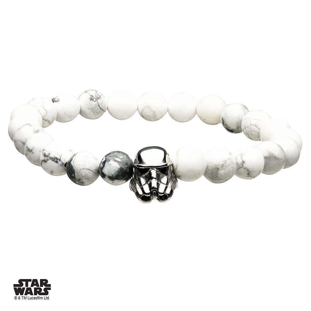 Star Stormtrooper Bracelet - Chrome - Mister SFC - Fashion Jewelry - Fashion Accessories