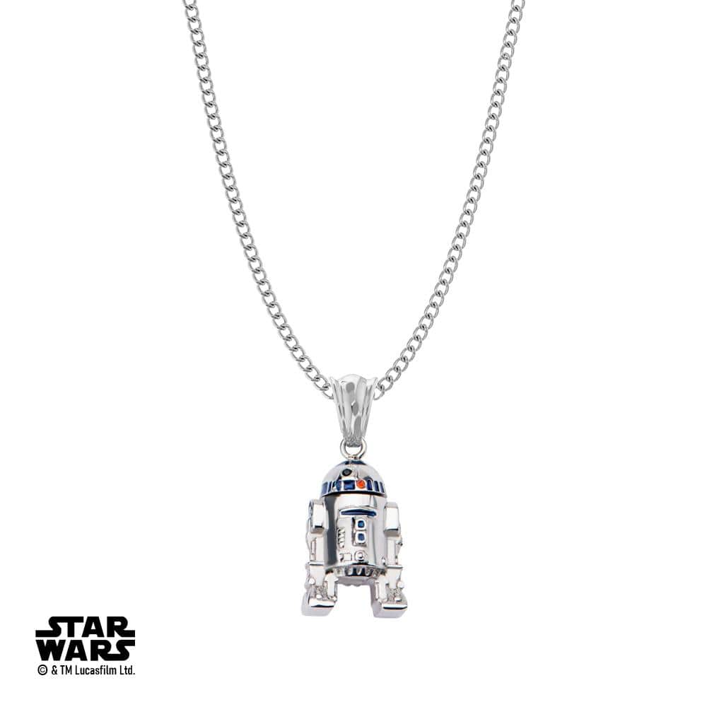 Star Wars™ R2D2 V2 Necklace