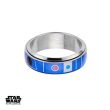 Load image into Gallery viewer, Star Wars™ R2D2 Ring