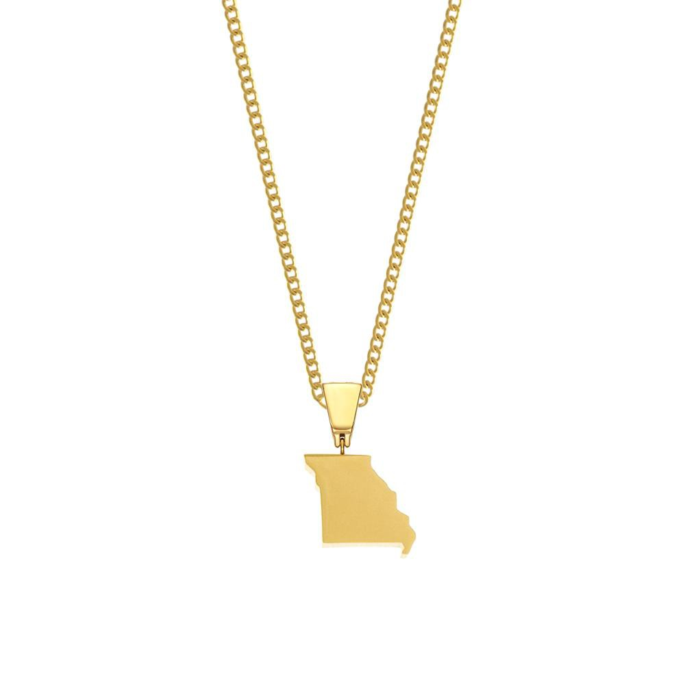 Mister State Necklace