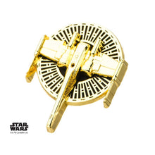 Load image into Gallery viewer, Star Wars Episode 8 X-Wing Enamel Pin