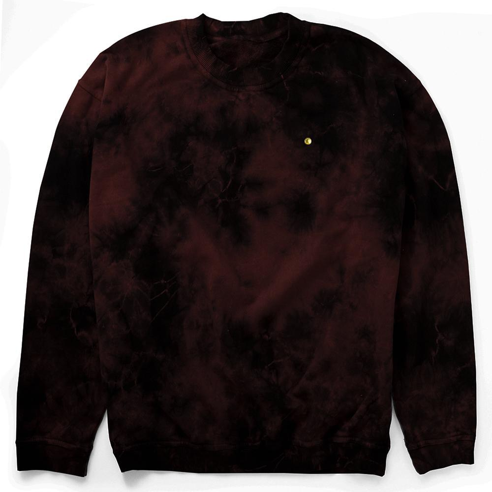 Mister Resist Dye Crew - Oxblood - Mister SFC - Fashion Jewelry - Fashion Accessories