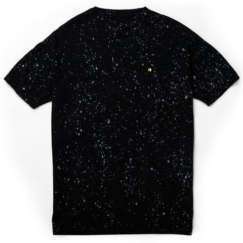 Mister Galaxy Dye Tee - Black - Mister SFC - Fashion Jewelry - Fashion Accessories
