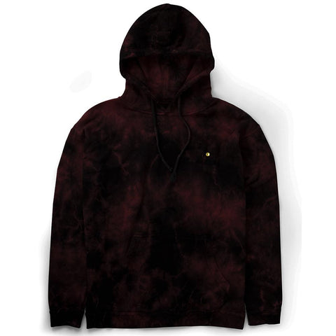 Mister Resist Dye Hoodie - Oxblood - Mister SFC - Fashion Jewelry - Fashion Accessories
