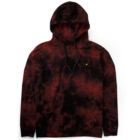 Mister Resist Dye Hoodie - Midnight Red - Mister SFC - Fashion Jewelry - Fashion Accessories