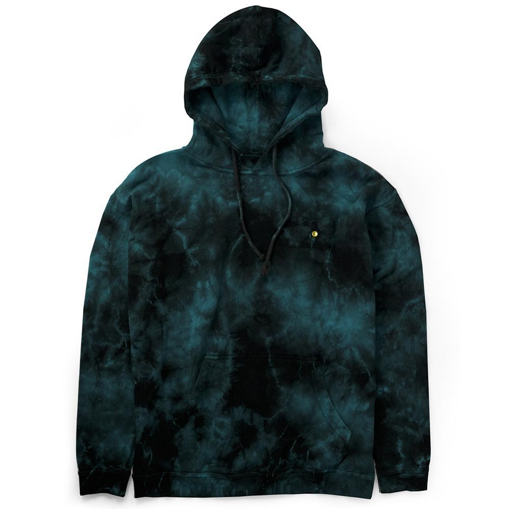 Mister Resist Dye Hoodie - Aqua - Mister SFC - Fashion Jewelry - Fashion Accessories