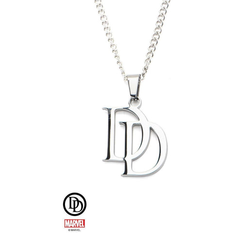 The Marvel Daredevil Necklace - Chrome - Mister SFC - Fashion Jewelry - Fashion Accessories