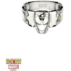 The Marvel Iron Man Ring - Chrome - Mister SFC - Fashion Jewelry - Fashion Accessories