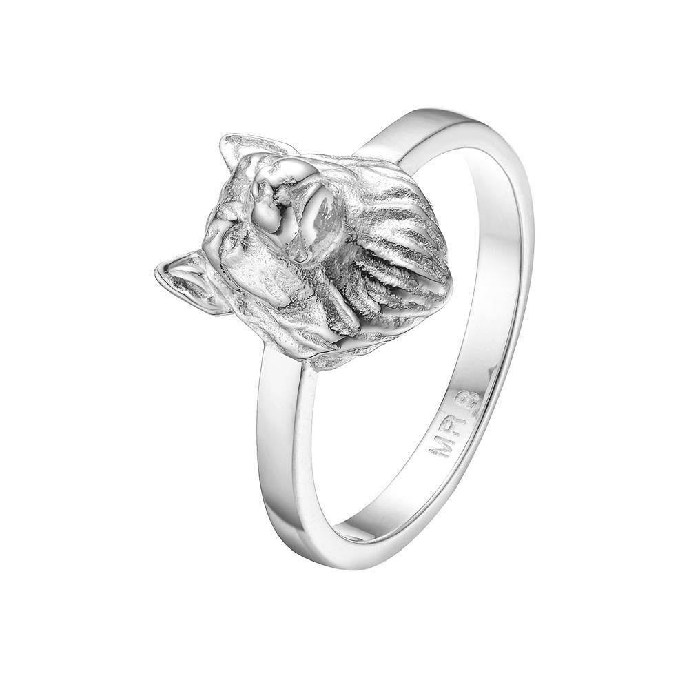 Mister Wolf Ring - Mister SFC - Fashion Jewelry - Fashion Accessories