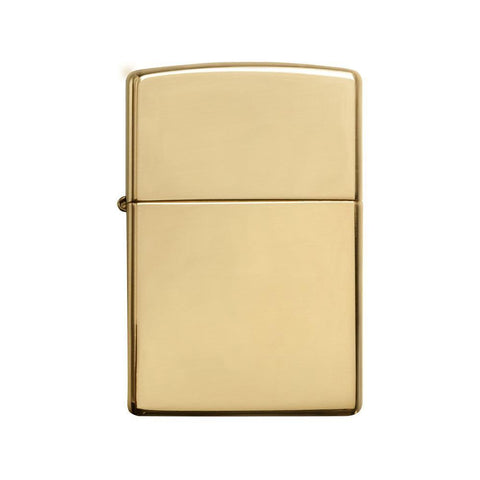 Zippo Lighter - Gold - Mister SFC - Fashion Jewelry - Fashion Accessories