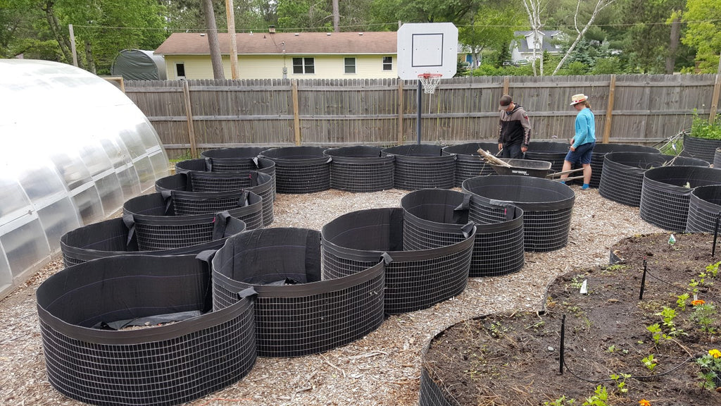 Garden Circles Affordable Raised Beds Garden Circles Raised Beds