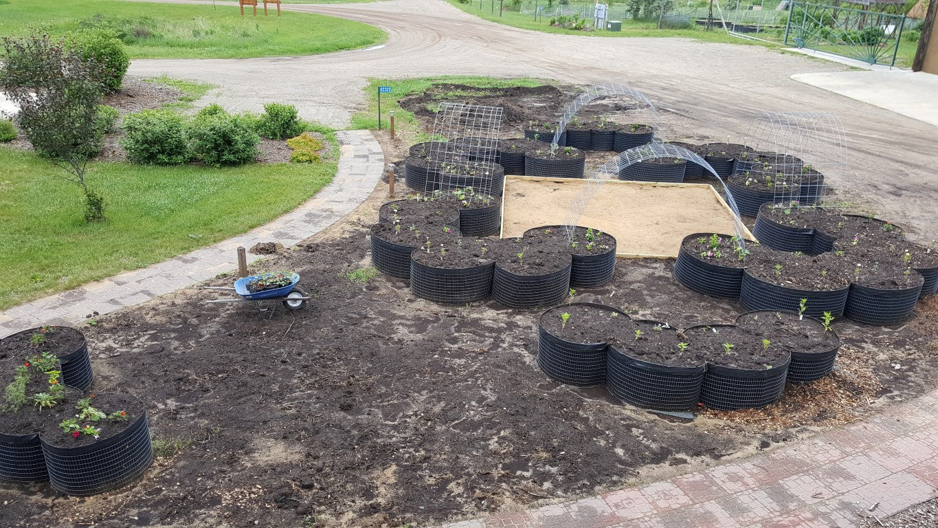 Add-On Raised Beds