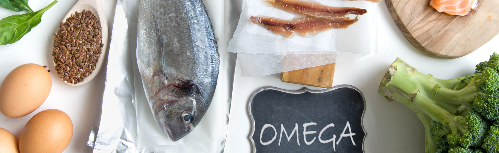 Omega-3's, Fish Oil, Inflammation, and Your Health