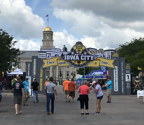 RAGBRAI Iowa City