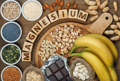 Natural Dietary Food Sources of Magnesium