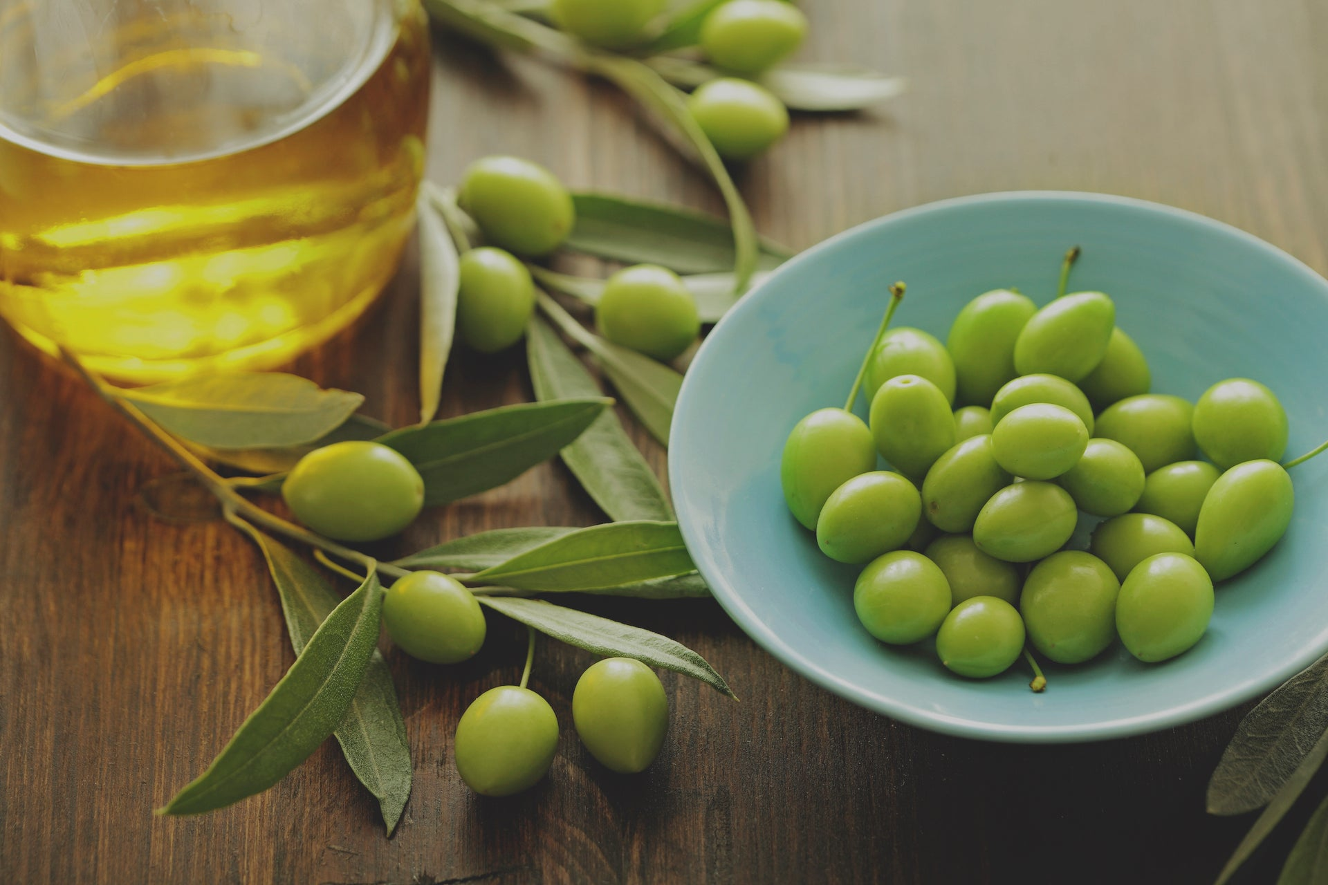 Vitamin | The Science of Olives