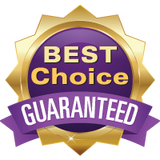 Best Choice Guarantee Logo