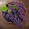 grapes with resveratrol and polyphenols