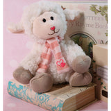 Stuffed Lamb Chop Plush Sitting 9""
