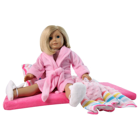 "18"" Doll Mattress & Bedding Set"