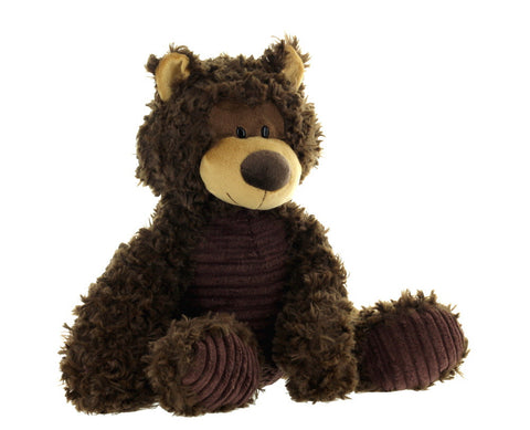 Snuggles 18'' Bear, Dark Brown