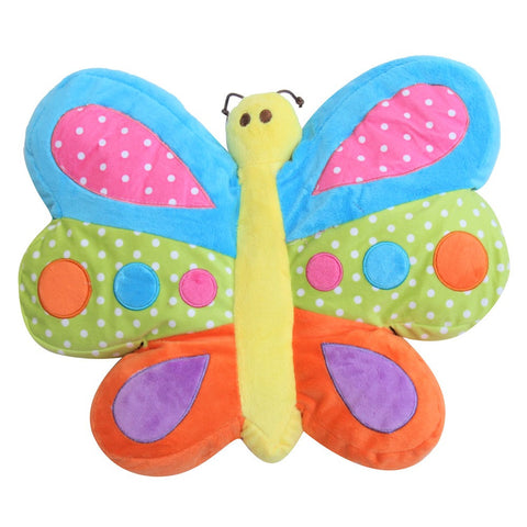 "Brilliant Butterfly 16"" Pillow"