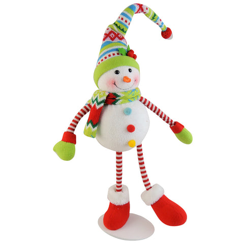 Winter Sweater Snowman, 17""