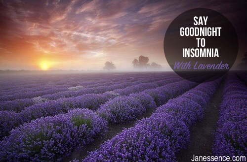 SAY GOOD NIGHT TO INSOMNIA!