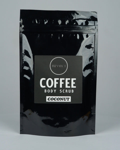Coconut Coffee Body Scrub 150g