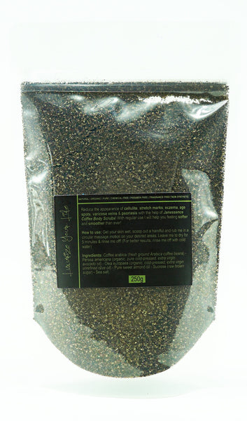Avocado Coffee Scrub 250g