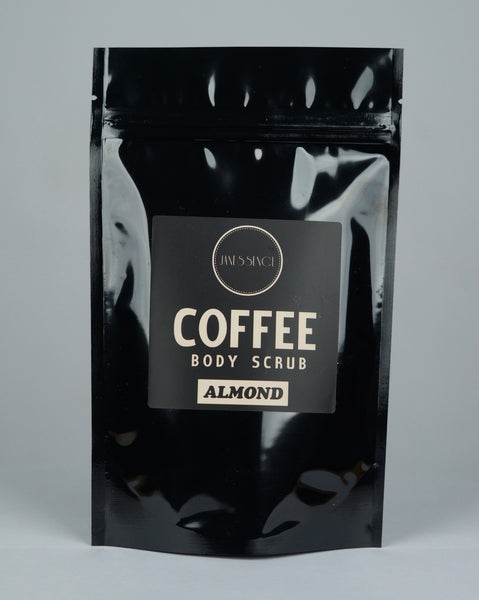 Almond Coffee Body Scrub 150g