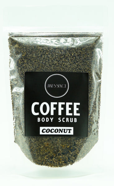DUO PACK | 1 Coconut Coffee Scrub + 1 Coffee Scrub of your choice!