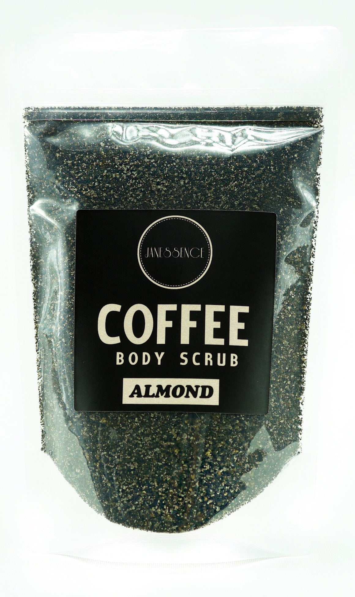 Almond Coffee Body Scrub 250g