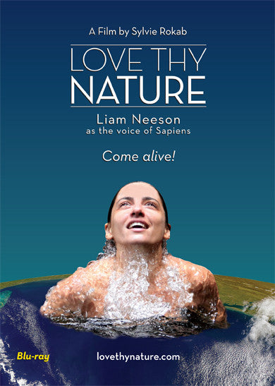 Love Thy Nature Blu Ray
