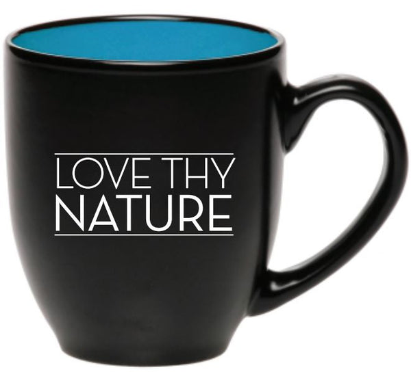 Love Thy Nature - Ceramic Cup