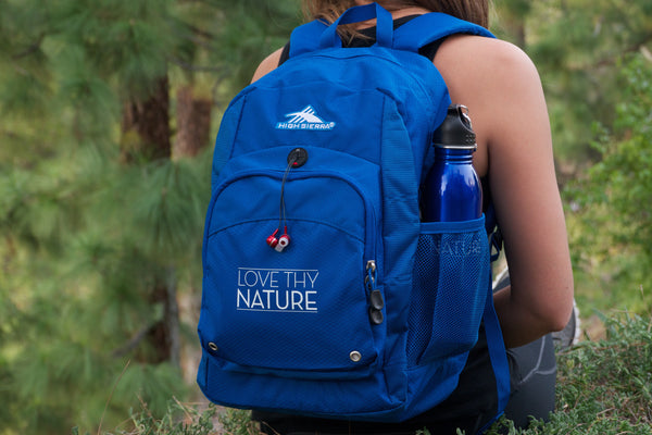 Love Thy Nature - Back Pack