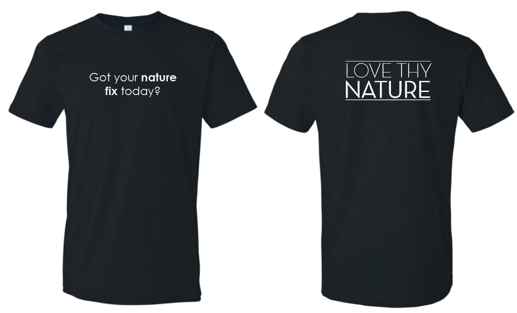 Love Thy Nature - Organic Cotton T-shirts