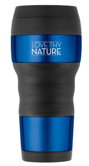 Love Thy Nature - Thermos Insulated Travel Mug