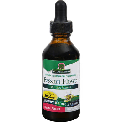 Nature's Answer Passionflower Herb - 2 Fl Oz